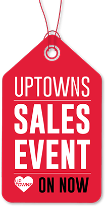 UPTOWNS Sales Event